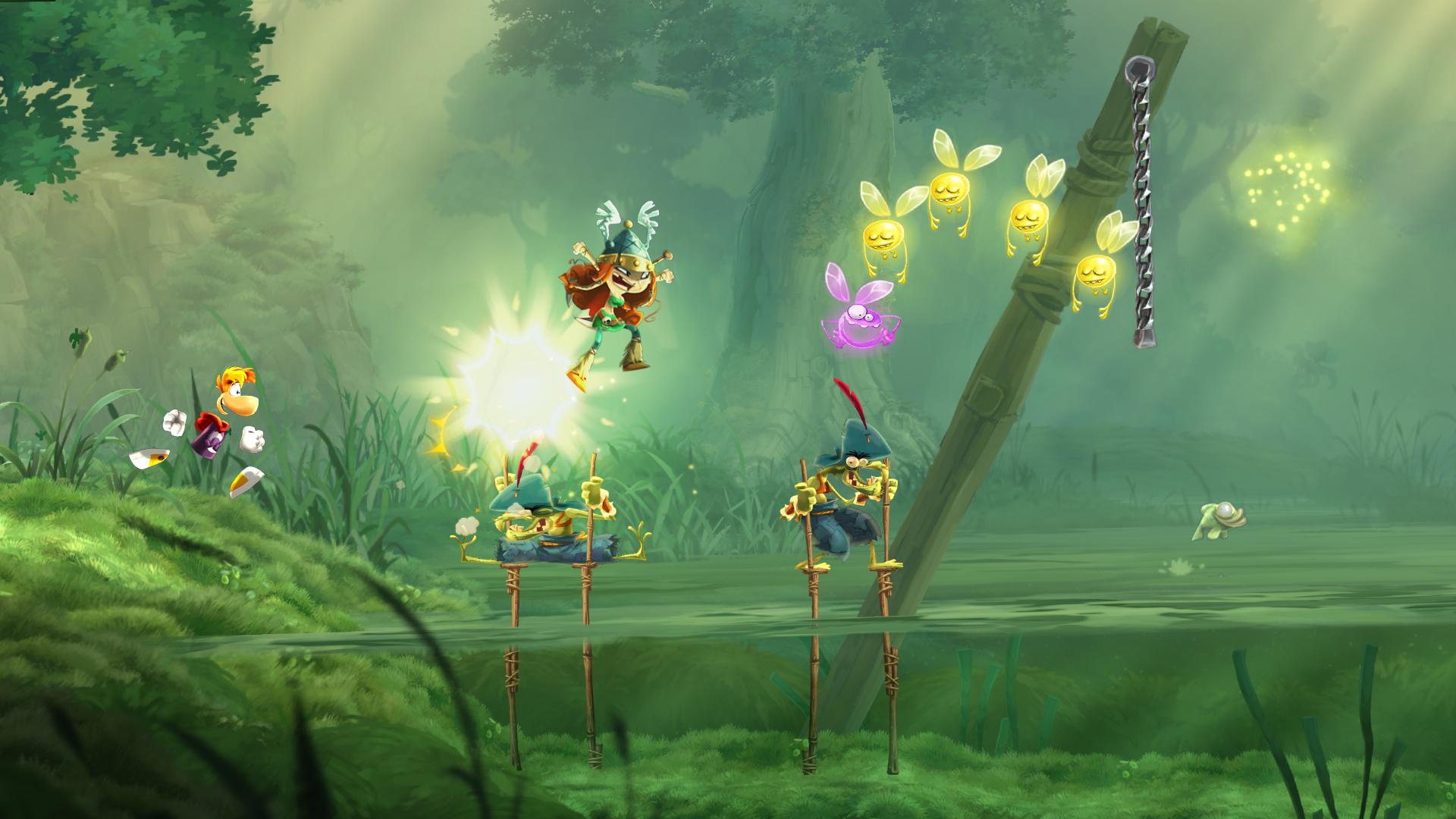Rayman Legends - Legenda se vrací 85208