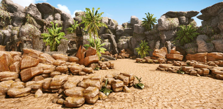 Prostředí z Uncharted 3 přepracováno v CryEngine 3 85264