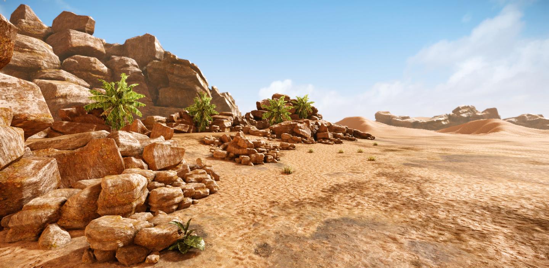 Prostředí z Uncharted 3 přepracováno v CryEngine 3 85265