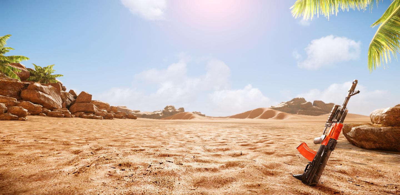 Prostředí z Uncharted 3 přepracováno v CryEngine 3 85267