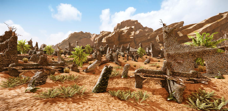 Prostředí z Uncharted 3 přepracováno v CryEngine 3 85268