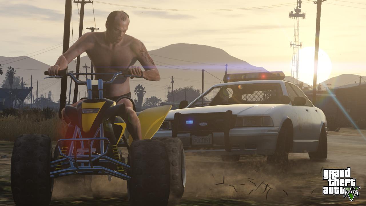 Jaké speciální schopnosti budou mít hrdinové v GTA V? 85324