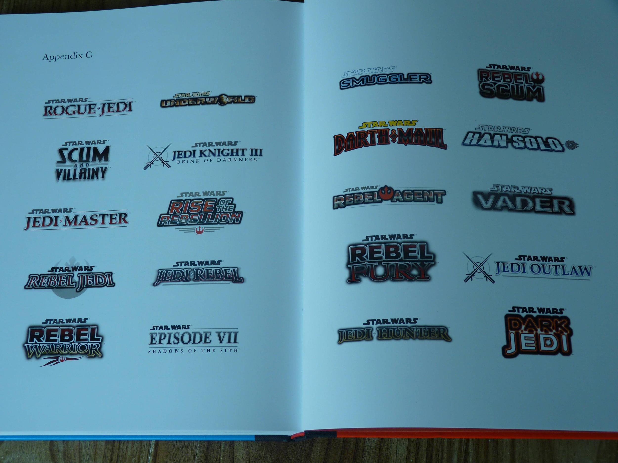 Zrušeno bylo 20 her ze světa Star Wars 85361