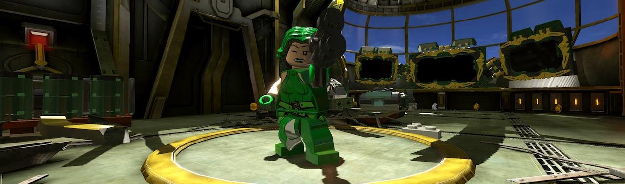Obrázky z Lego Marvel Super Heroes 85373