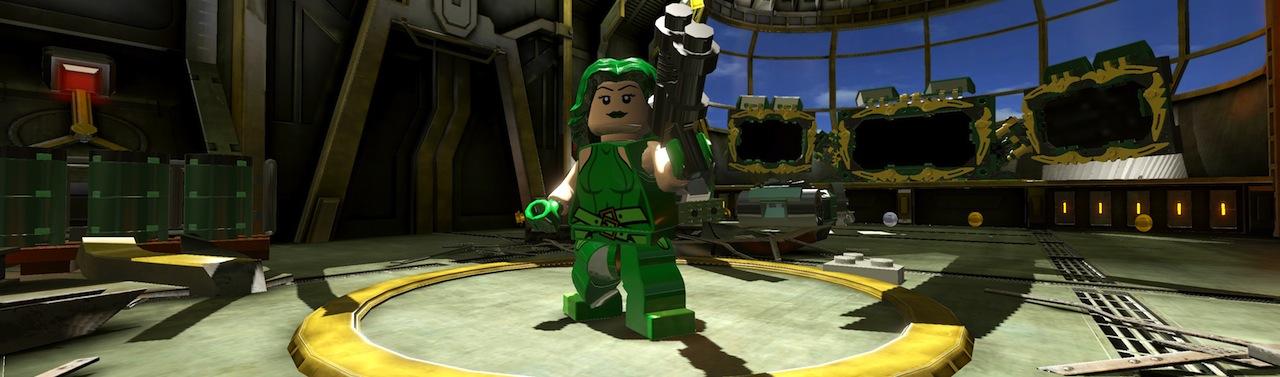 Obrázky z Lego Marvel Super Heroes 85374