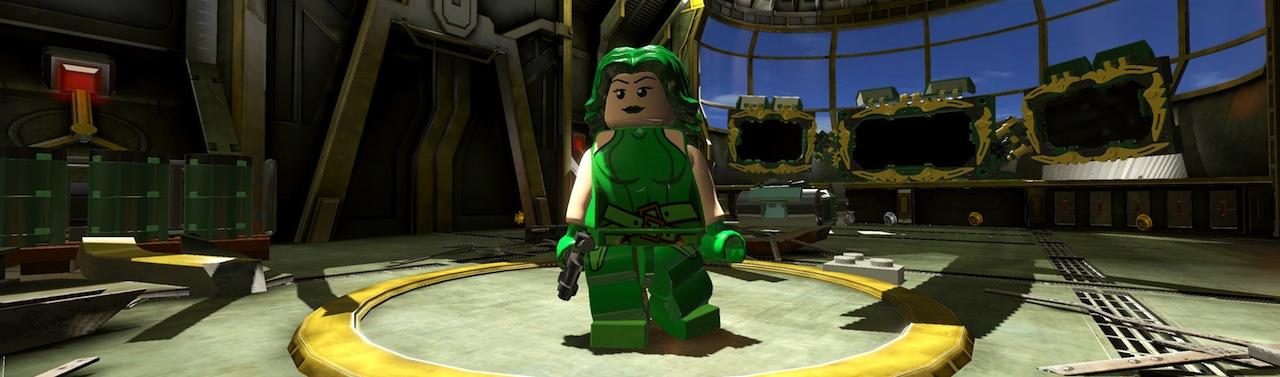 Obrázky z Lego Marvel Super Heroes 85375