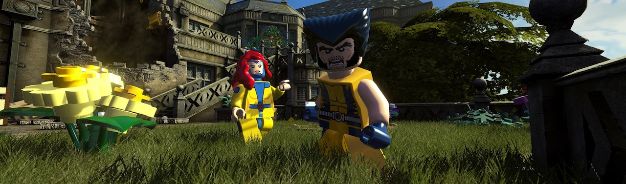 Obrázky z Lego Marvel Super Heroes 85376