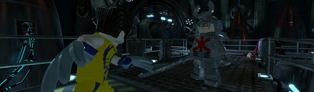 Obrázky z Lego Marvel Super Heroes 85377