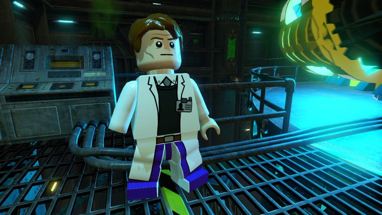 Obrázky z Lego Marvel Super Heroes 85381