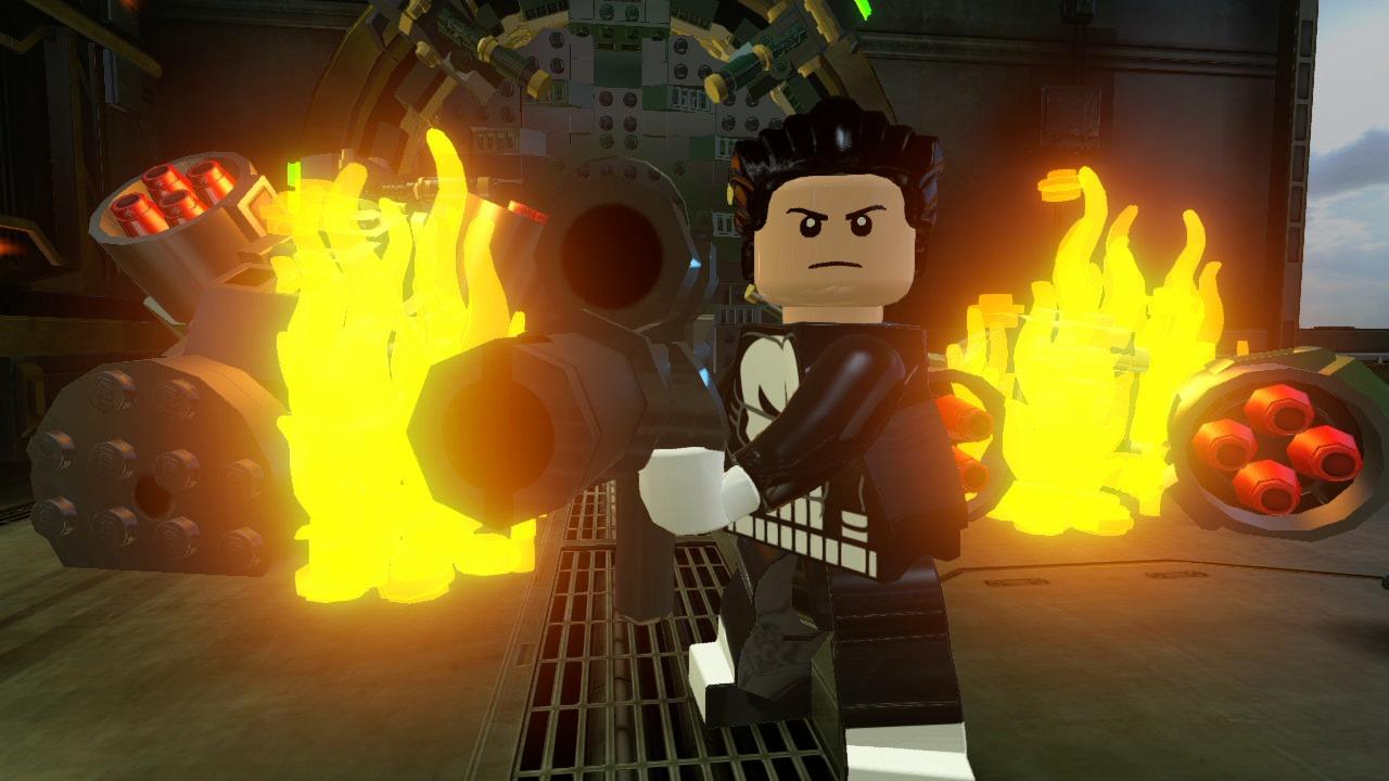 Obrázky z Lego Marvel Super Heroes 85382