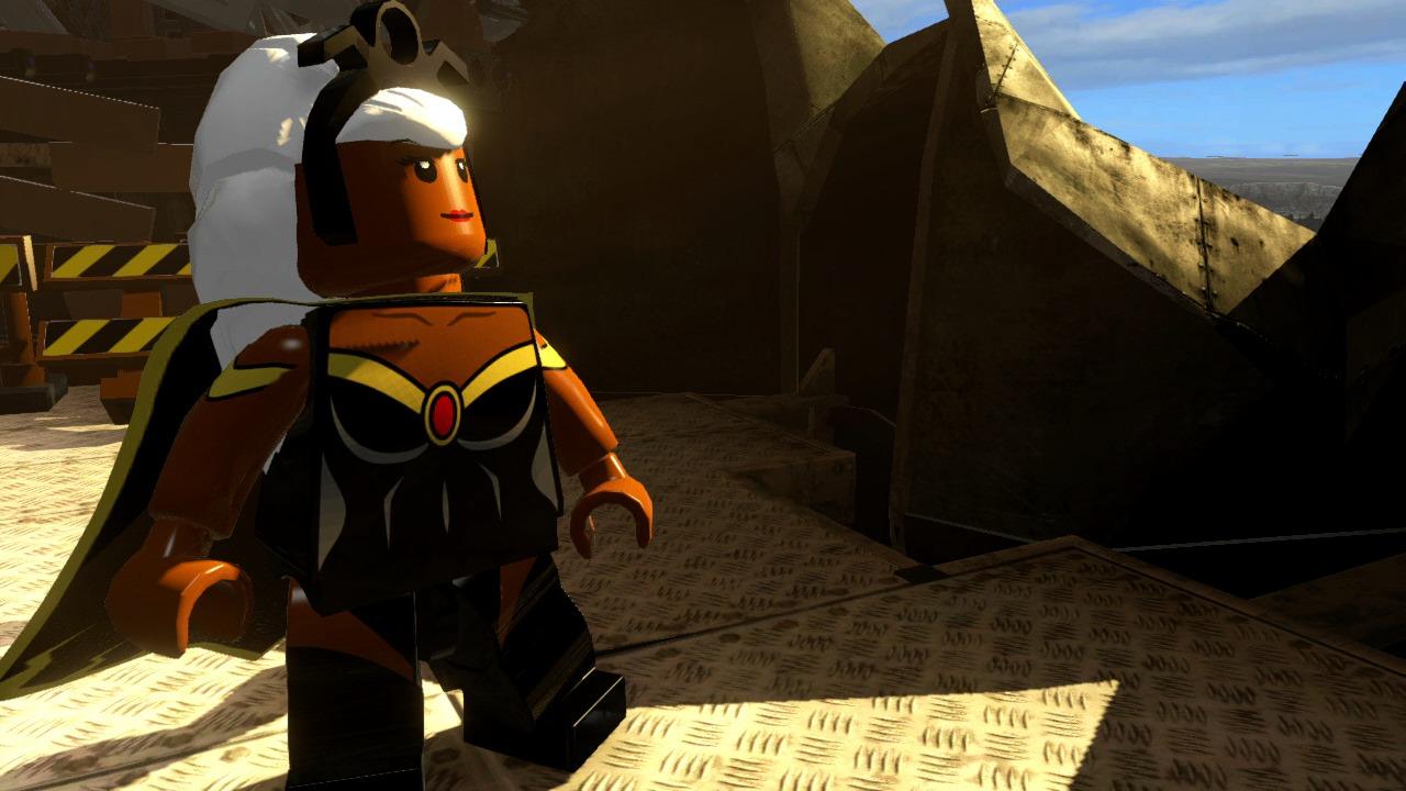 Obrázky z Lego Marvel Super Heroes 85383