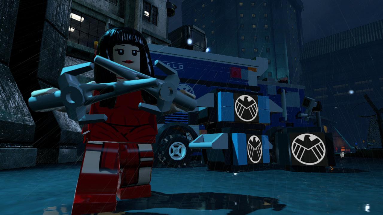 Obrázky z Lego Marvel Super Heroes 85384