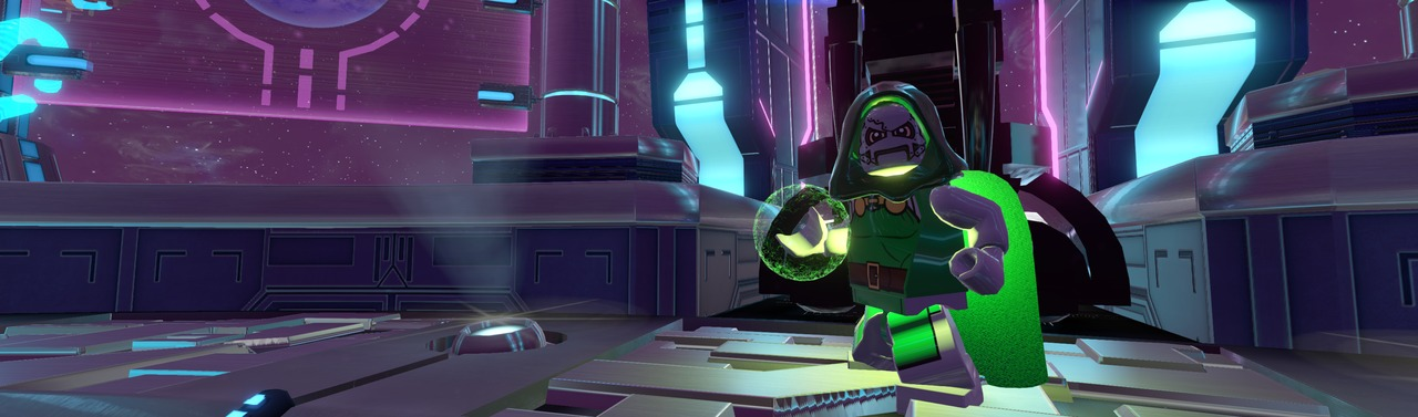 Obrázky z Lego Marvel Super Heroes 85386