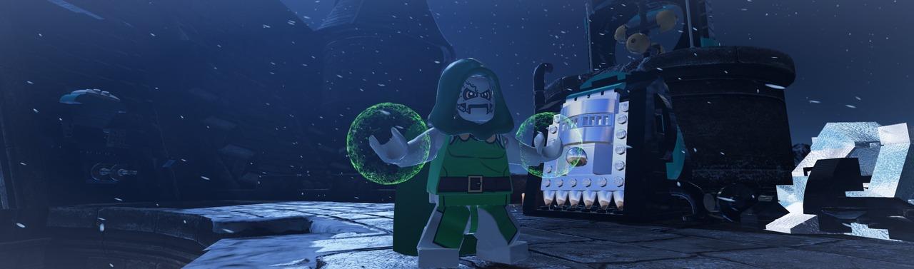 Obrázky z Lego Marvel Super Heroes 85387