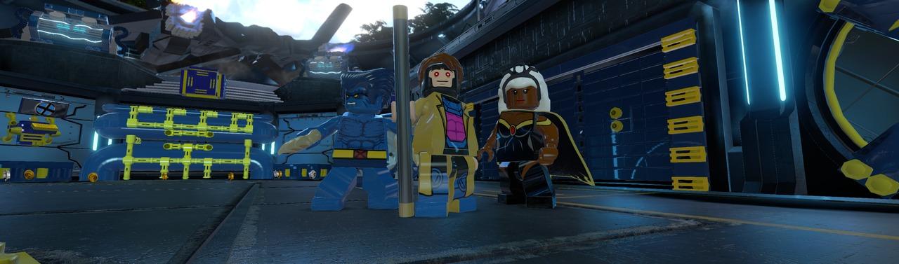 Obrázky z Lego Marvel Super Heroes 85388