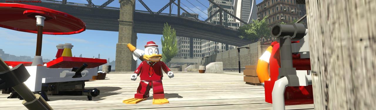 Obrázky z Lego Marvel Super Heroes 85390