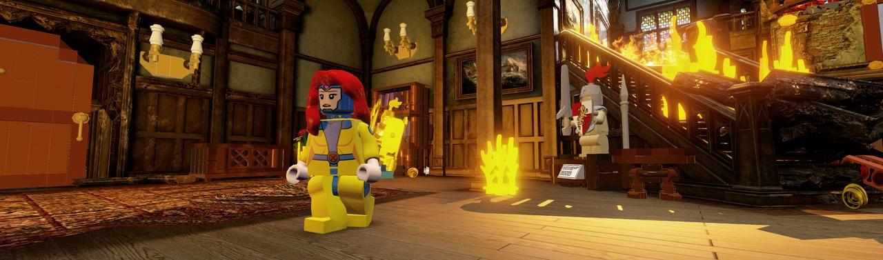 Obrázky z Lego Marvel Super Heroes 85391