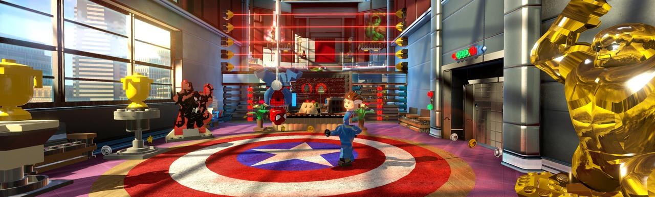 Obrázky z Lego Marvel Super Heroes 85394