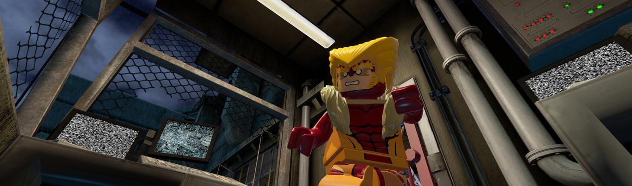 Obrázky z Lego Marvel Super Heroes 85396