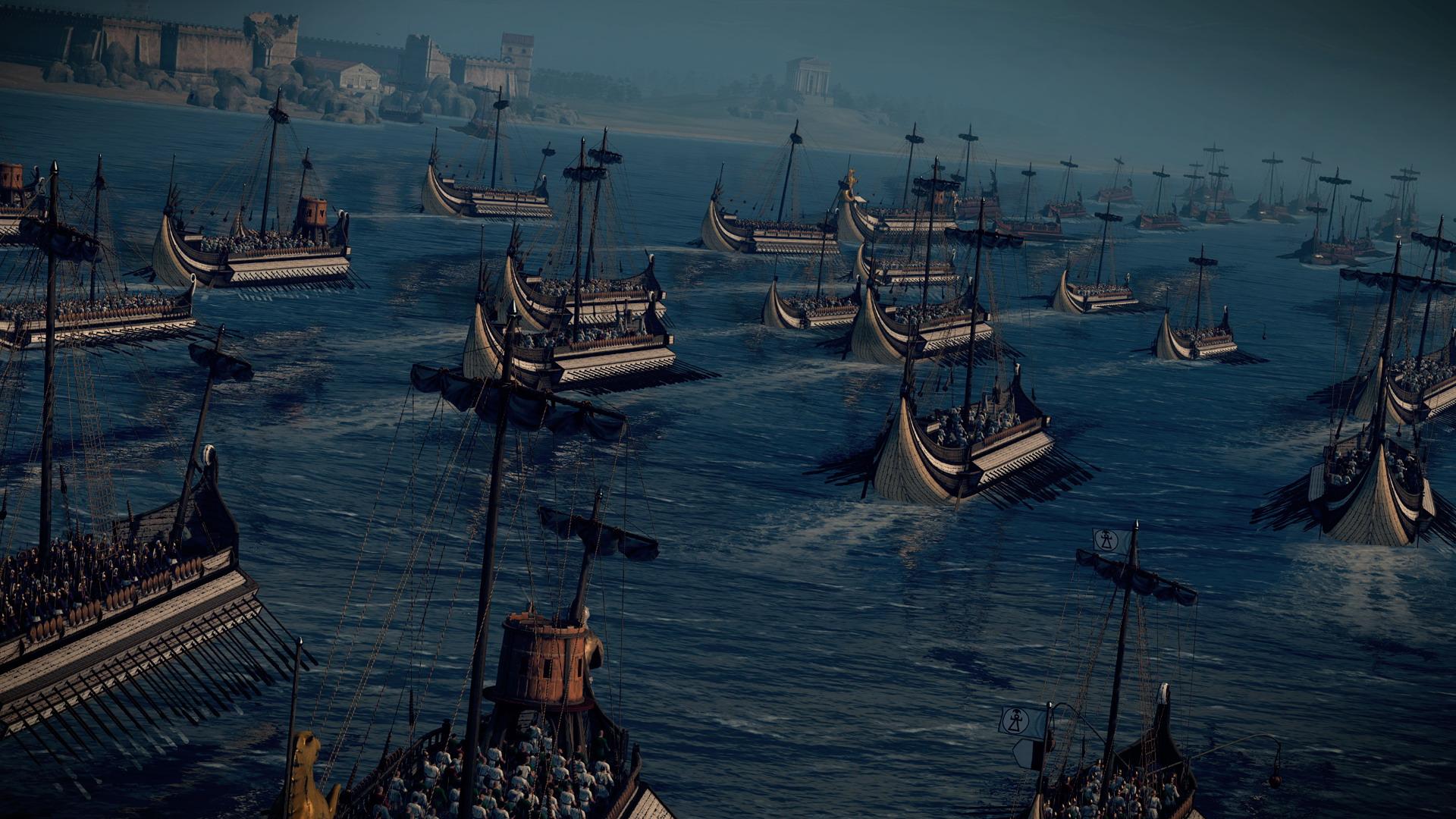 Různé možnosti jak obelstít protivníka v Total War: Rome 2 85412