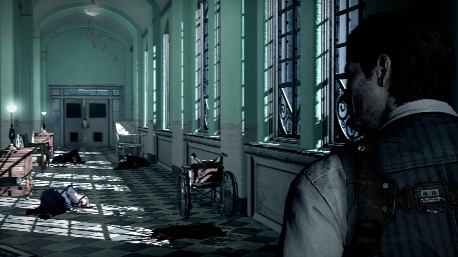 Obrazem: Nezáviděné situace detektiva v hororu The Evil Within 85421