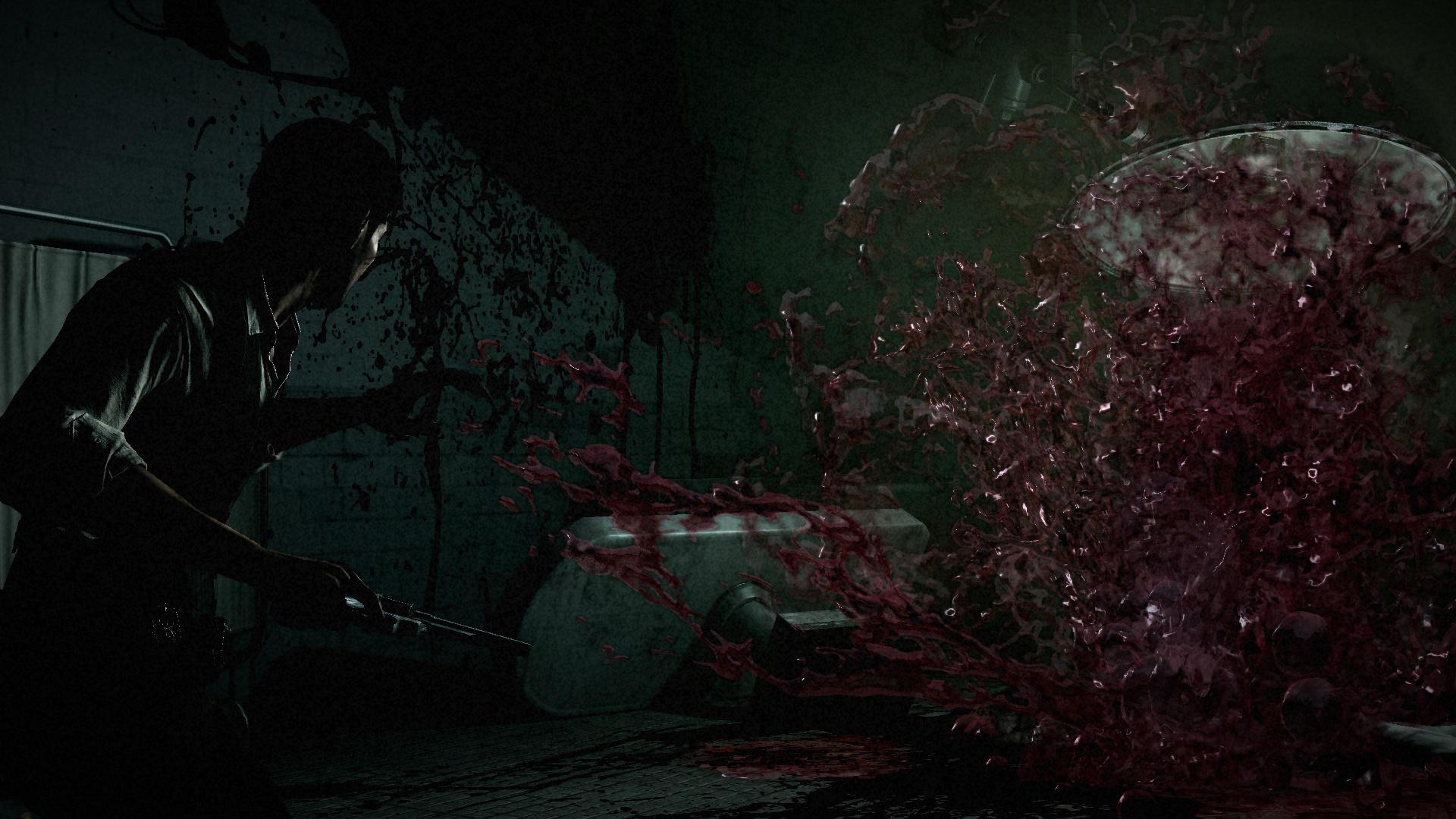 Obrazem: Nezáviděné situace detektiva v hororu The Evil Within 85422