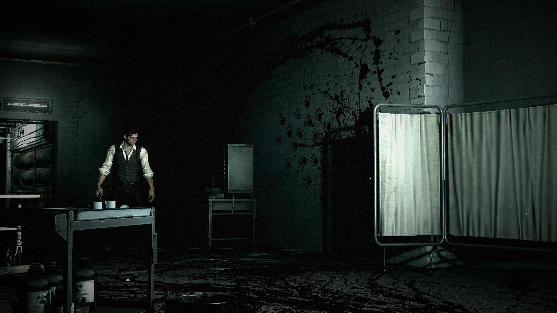 Obrazem: Nezáviděné situace detektiva v hororu The Evil Within 85423