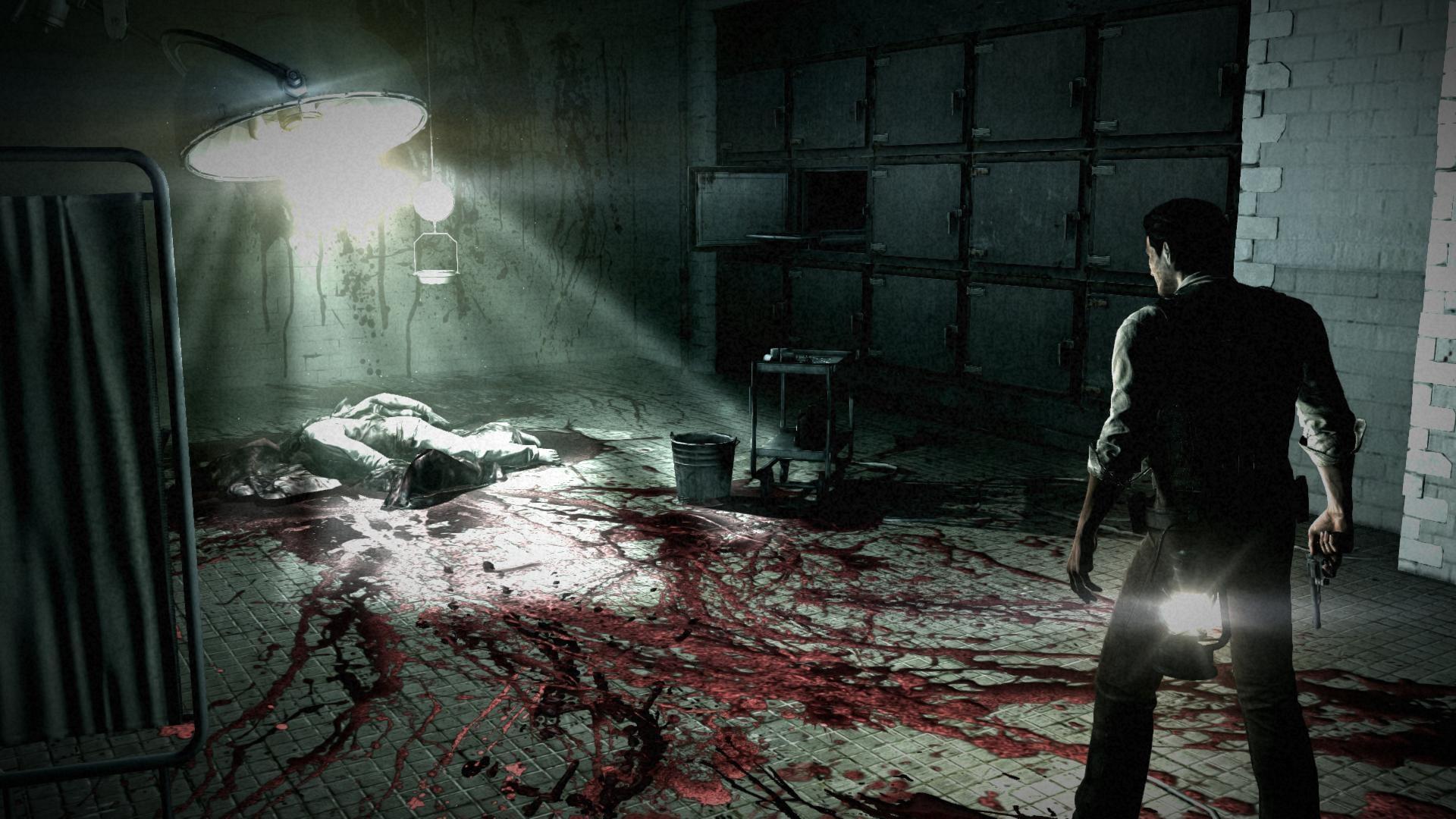 Obrazem: Nezáviděné situace detektiva v hororu The Evil Within 85424
