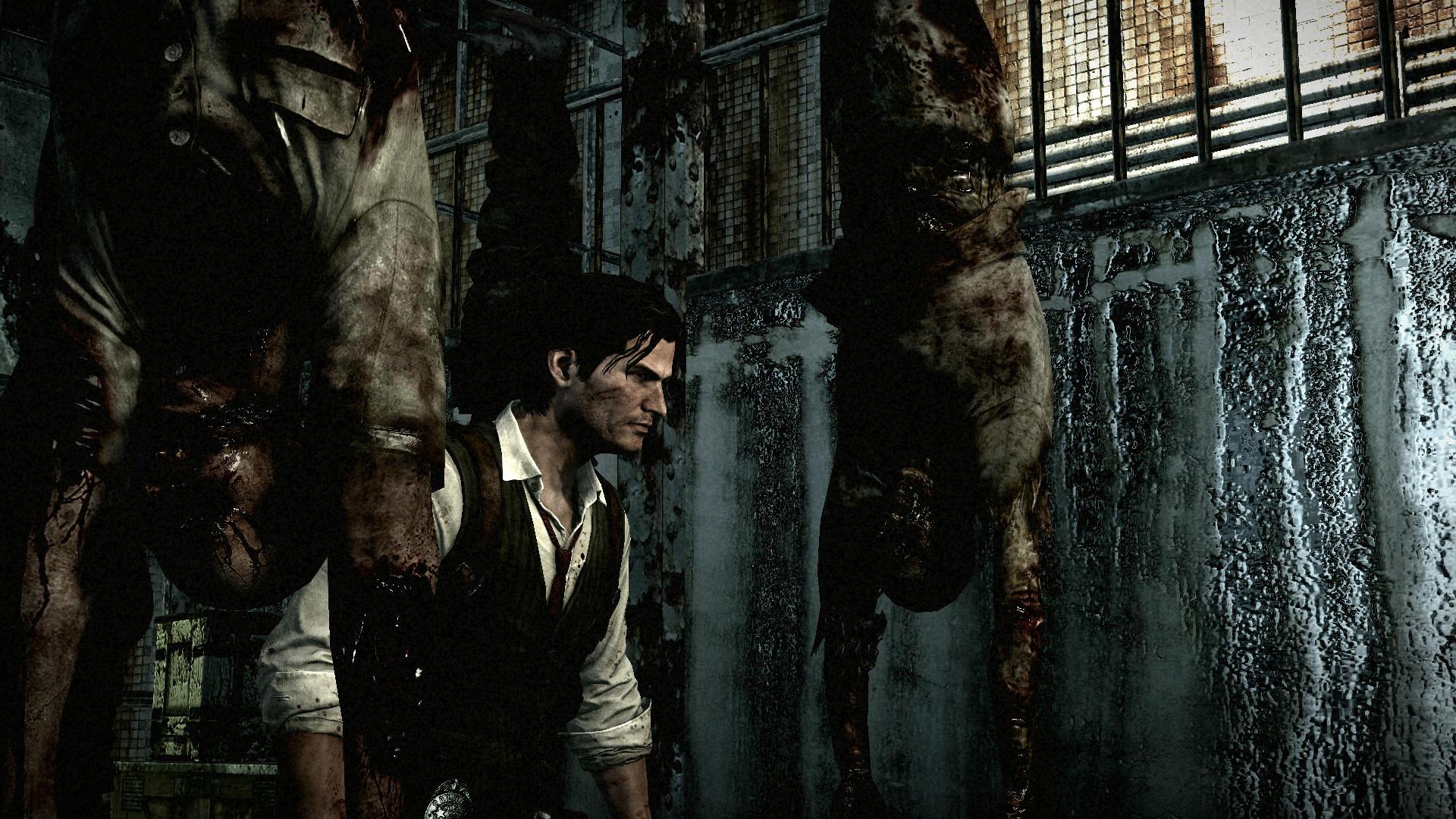 Obrazem: Nezáviděné situace detektiva v hororu The Evil Within 85425
