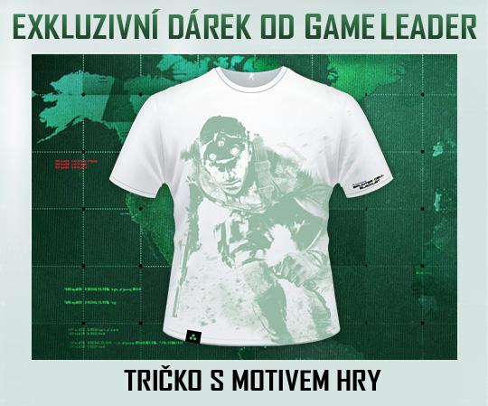 Objednejte si Splinter Cell: Blacklist, dostanete tričko 85554