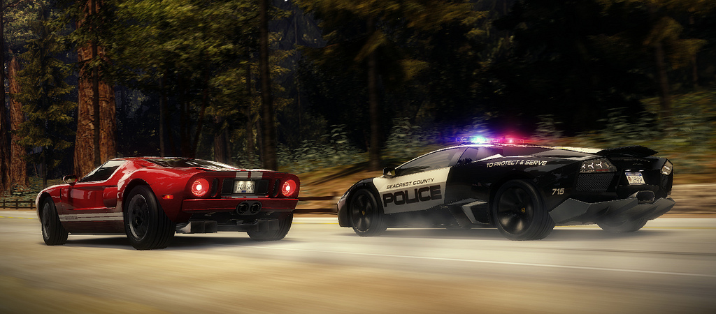Dojmy z GamesComu - Need for Speed: Hot Pursuit a F1 2010 8558