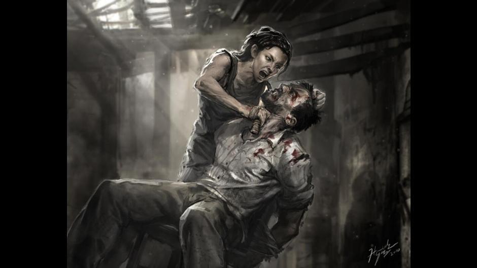 Jak taky mohlo skončit The Last of Us? 85671