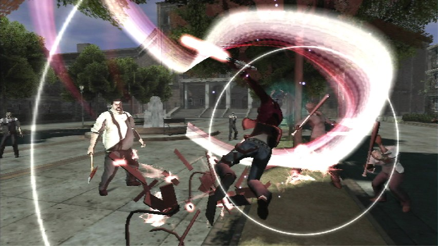 GC: No More Heroes se chystá na PS Move 8572