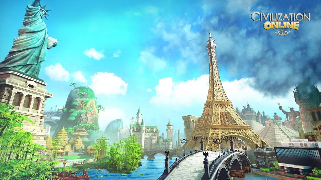 Trailer a obrázky z Civilization Online 85721