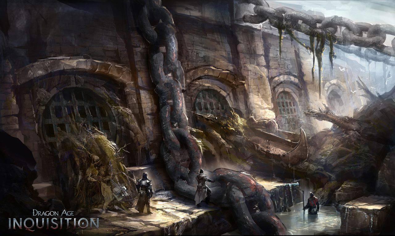 Obrázky a artworky z Dragon Age: Inquisition 85746