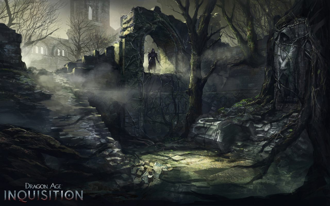Obrázky a artworky z Dragon Age: Inquisition 85749