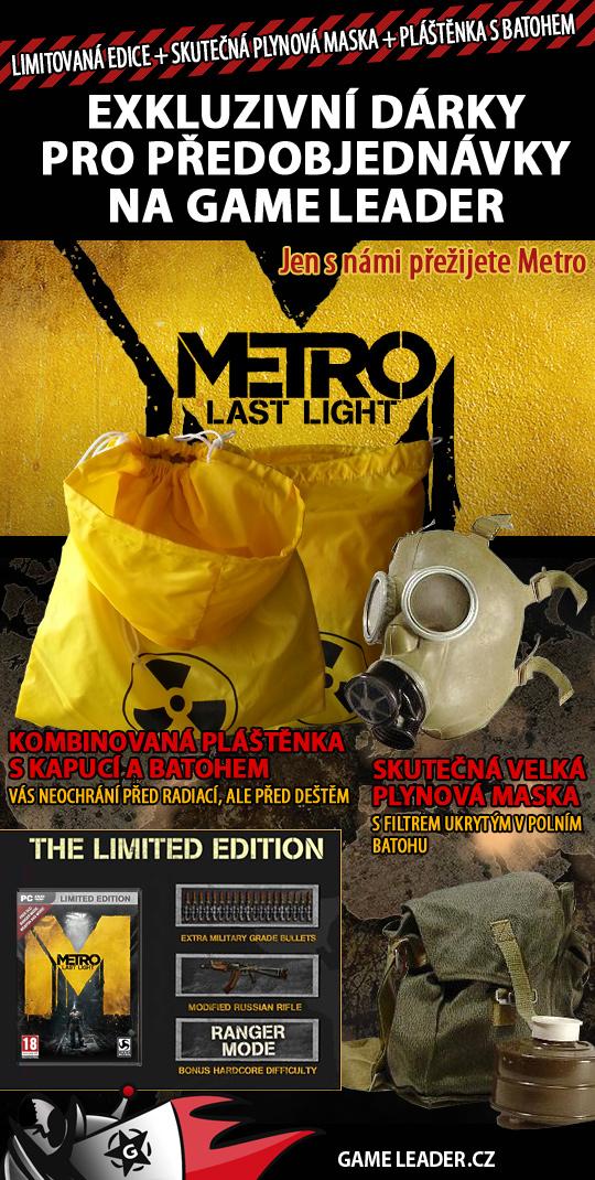 Limitovaná edice nového Metra ve slevě a ještě s dárky 85760