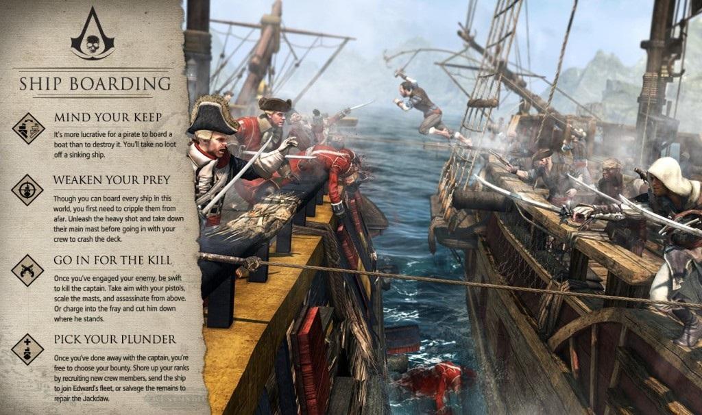 Assassin's Creed 4 - rozbalení edice Bukanýr 85763