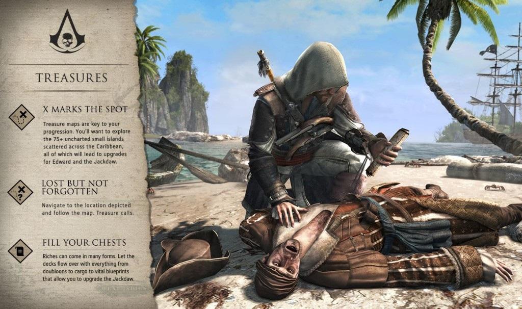 Assassin's Creed 4 - rozbalení edice Bukanýr 85765