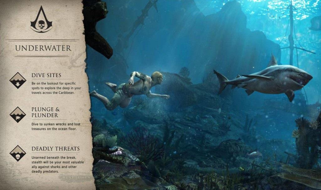 Assassin's Creed 4 - rozbalení edice Bukanýr 85766