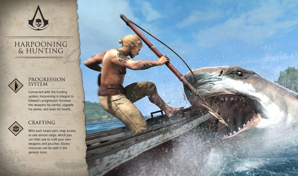 Assassin's Creed 4 - rozbalení edice Bukanýr 85768