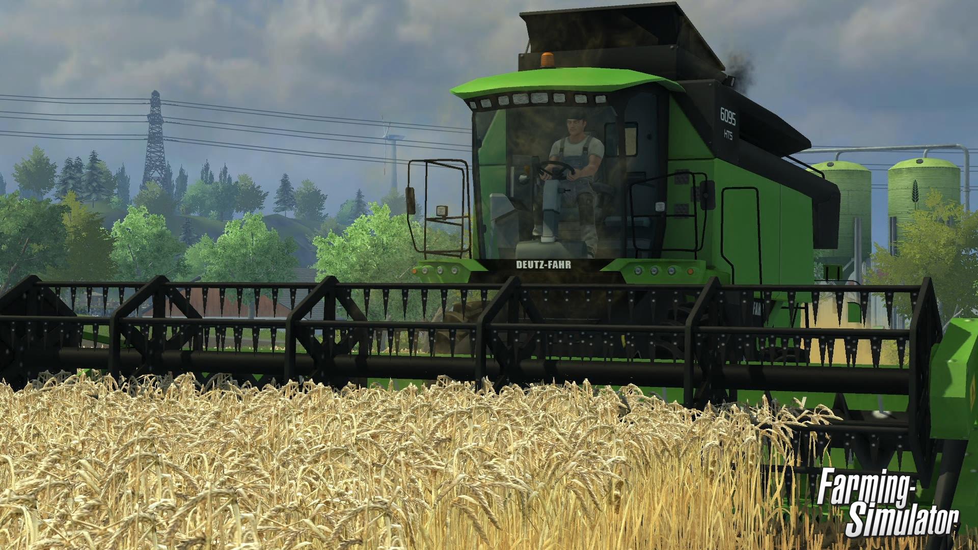 Nové obrázky z konzolové verze Farming Simulatoru 85775