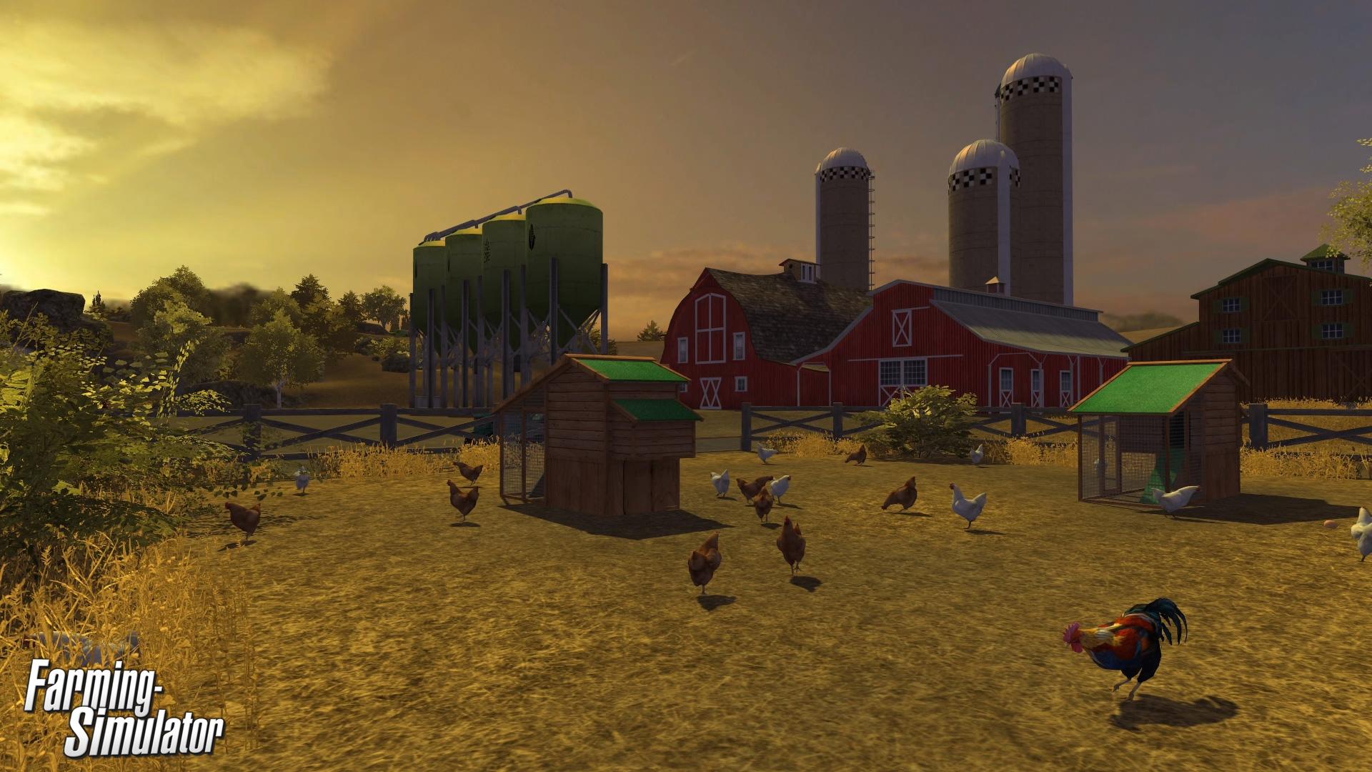 Nové obrázky z konzolové verze Farming Simulatoru 85777