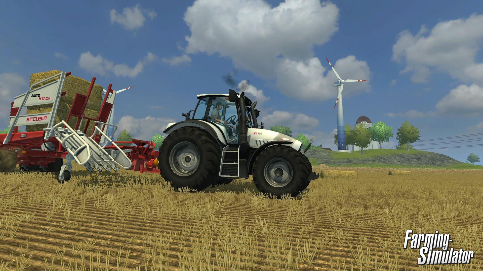 Nové obrázky z konzolové verze Farming Simulatoru 85778