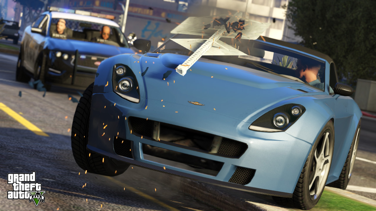 Nové obrázky z Grand Theft Auto V 85784