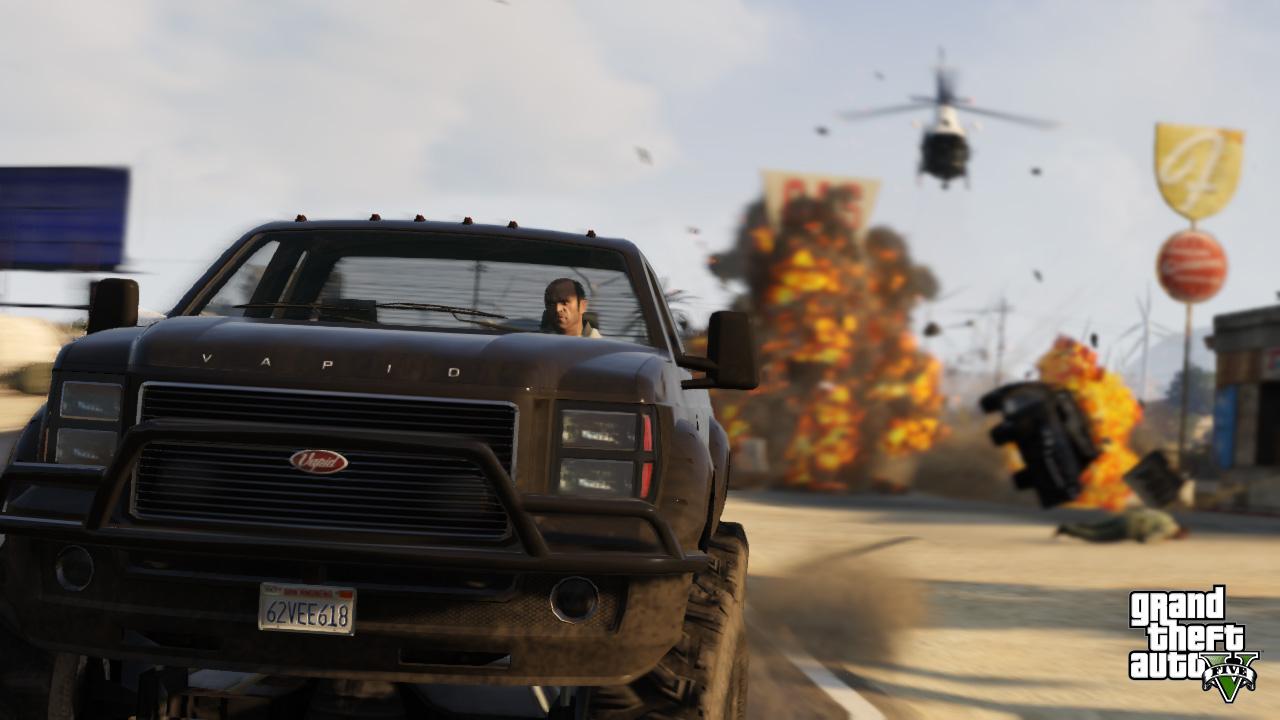Nové obrázky z Grand Theft Auto V 85786