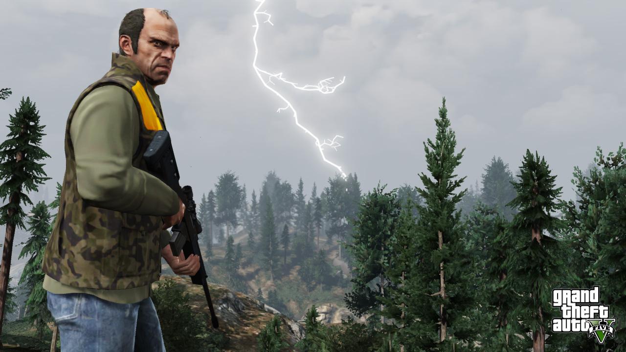 Nové obrázky z Grand Theft Auto V 85787