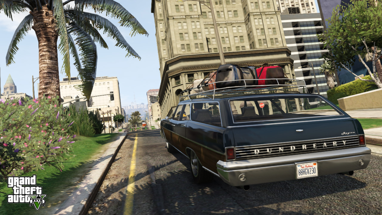 Nové obrázky z Grand Theft Auto V 85789
