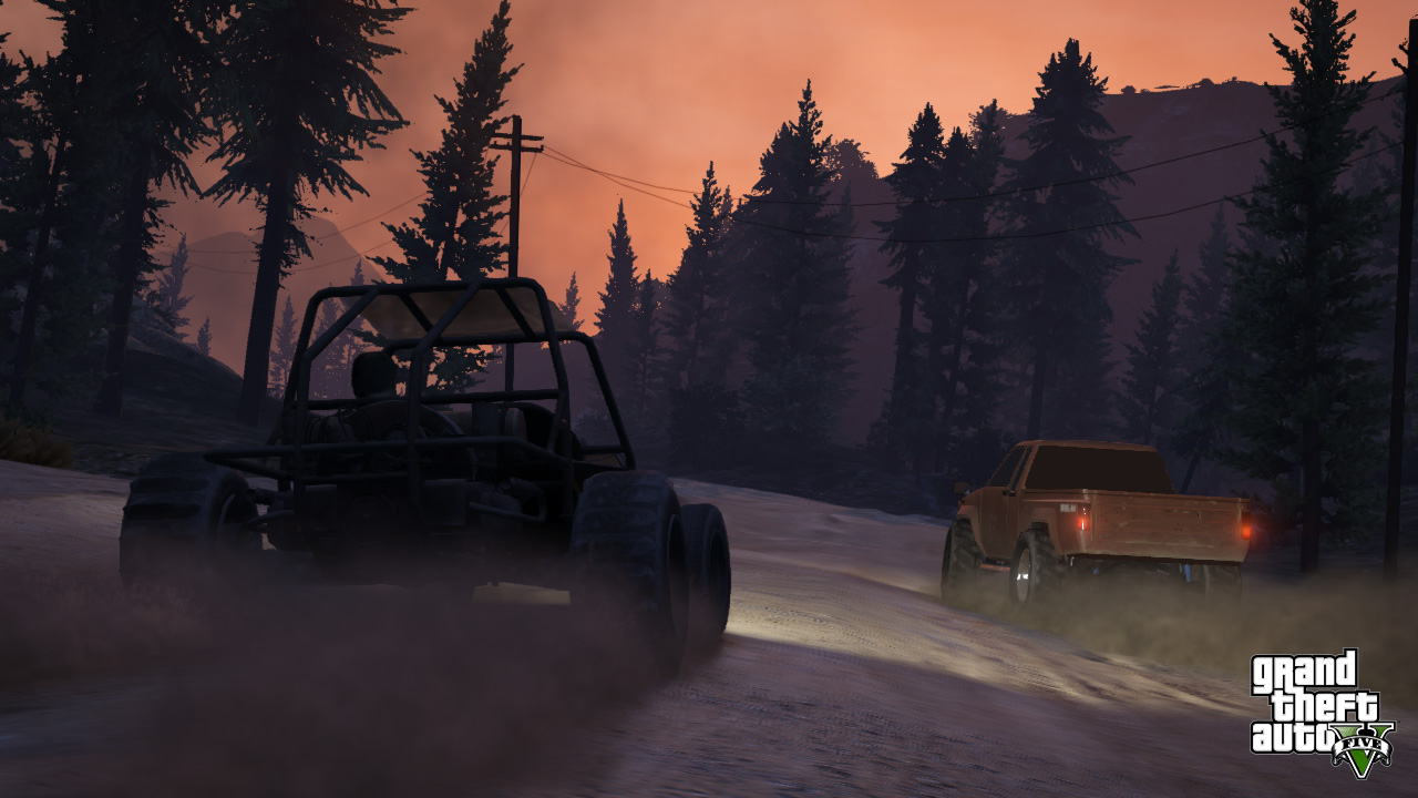 Nové obrázky z Grand Theft Auto V 85790