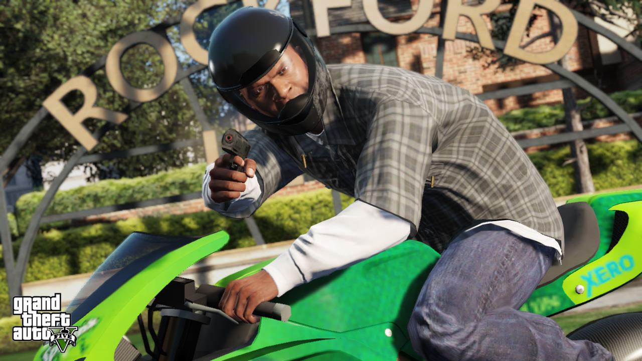 Nové obrázky z Grand Theft Auto V 85791